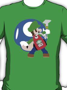 Super Smash Bros Luigi T-Shirt