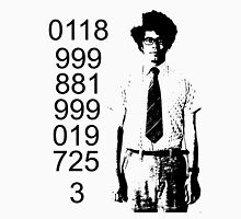 It crowd emergency number Unisex T-Shirt