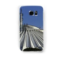 Space Mountain Cartoon Disneyland Disney World Samsung Galaxy Case/Skin
