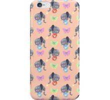 November Elephant iPhone Case/Skin
