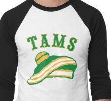 Memphis Tams Logo Men's Baseball ¾ T-Shirt