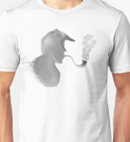 A Study in Silhouettes Unisex T-Shirt