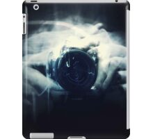 Hands and Light in Photography iPad Case/Skin