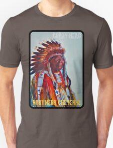 Crazy Head, Cheyenne Chief T-Shirt