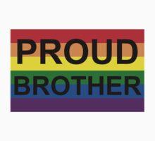 PROUD BROTHER by idafreja