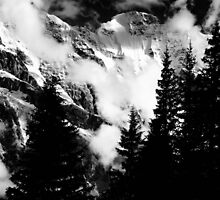 Alpine Classic (B/W) by Mallorn