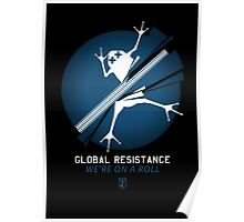 ingress : we're on a roll Poster