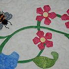 The Birds and the Bees by quiltgranny