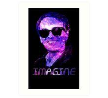 Carl Sagan: Imagine Art Print
