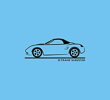 Porsche Boxster 986 Top Up by Frank Schuster
