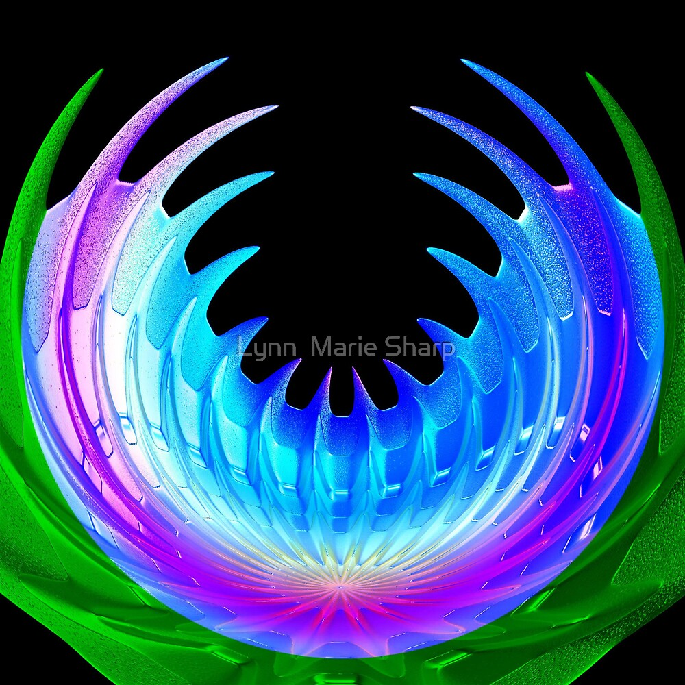 Venus Fly Trap  by Marie Sharp
