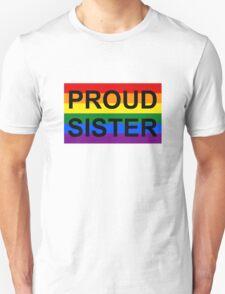 PROUD SISTER Unisex T-Shirt