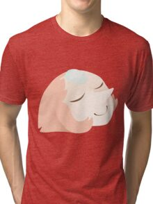 Pearl Sticker Tri-blend T-Shirt