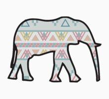 aztec Elephant by Csturges07