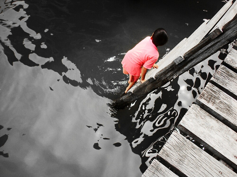 Is the boat coming by Nour Kasem