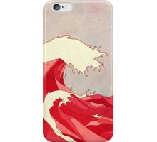 Cherry Waves iPhone Case/Skin