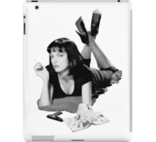 Pulp Fiction- Mia Wallace iPad Case/Skin