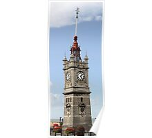 The Clock Tower - Margate Poster