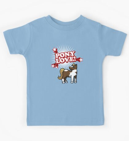 Pony Love Kids Clothes