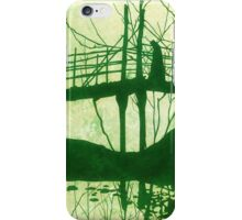 The Cold Walk Home iPhone Case/Skin