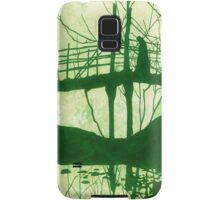 The Cold Walk Home Samsung Galaxy Case/Skin