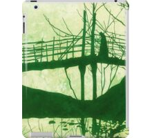 The Cold Walk Home iPad Case/Skin
