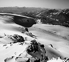 Matterhorn Paradise II by S T