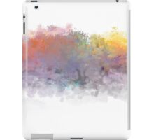Colorful Trees  iPad Case/Skin