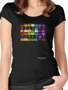 Beauty Contest V2 Women's Fitted Scoop T-Shirt