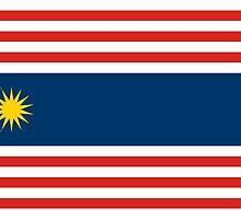 Flag of Kuala Lumpur by abbeyz71