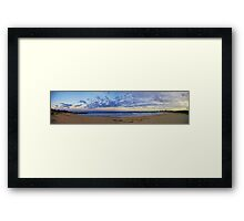 Waterscapes: Illlawarra, NSW: The Headlands, Barrack Point III Framed Print