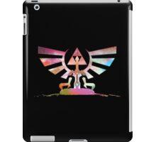 hyrule rising iPad Case/Skin