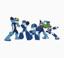 Super Smash Bros Mega Man Final Smash Kids Clothes