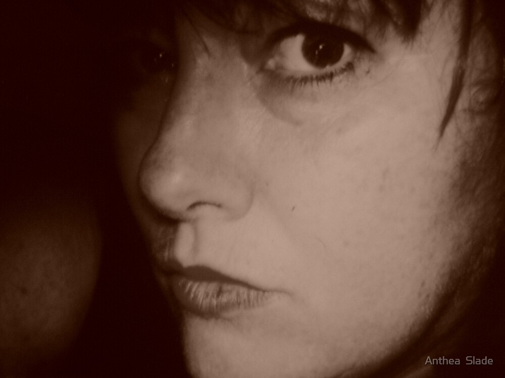 Me in Sepia by Anthea  Slade