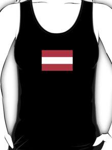 Oesterreichische Fahne - Austrian World Cup Flag - Österreich T-Shirt T-Shirt