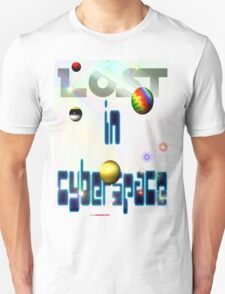 Lost In Cyberspace T-Shirt