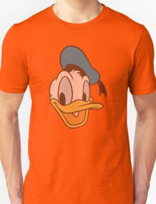 Donald Duck dot pattern T-Shirt