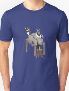 Party Animals Series: The Penguins Unisex T-Shirt