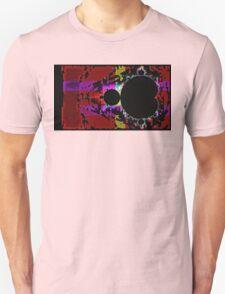 Glitch Fractal Ten T-Shirt