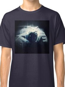 Hands and Light in Photography Classic T-Shirt
