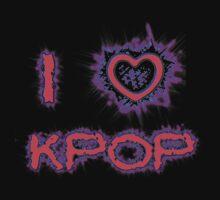 I LOVE KPOP SPIKE - PINK Kids Clothes