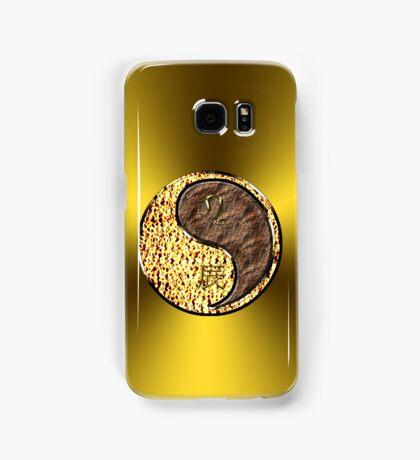 Leo & Dragon Yang Earth Samsung Galaxy Case/Skin