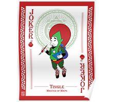 Tingle - Hylian Court Legend of Zelda Poster