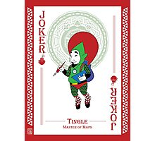 Tingle - Hylian Court Legend of Zelda Photographic Print