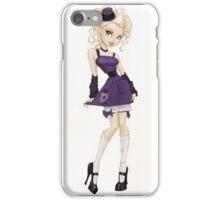 Purple Durple iPhone Case/Skin