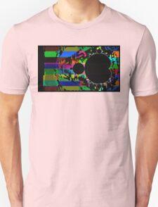 Glitch Fractal Fourteen T-Shirt