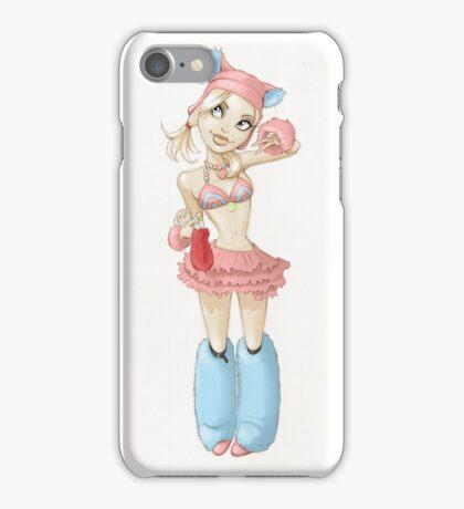 Pink Kitten iPhone Case/Skin