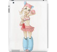 Pink Kitten iPad Case/Skin