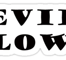EVIL CLOWN Sticker