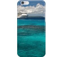 Radiance of the Seas, Champagne Bay iPhone Case/Skin